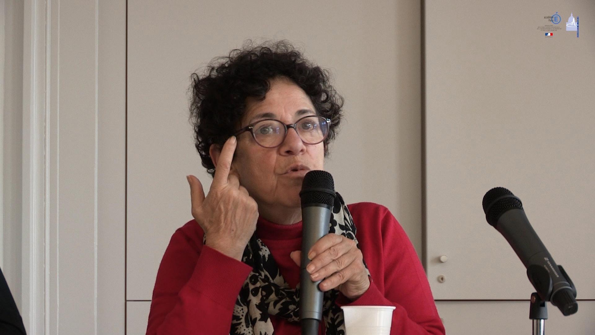 Annette Wieviorka : mémoire de la déportation