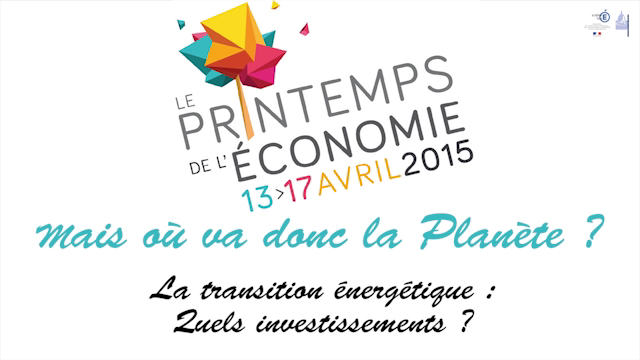 La transition énergétique : Quels investissements ?