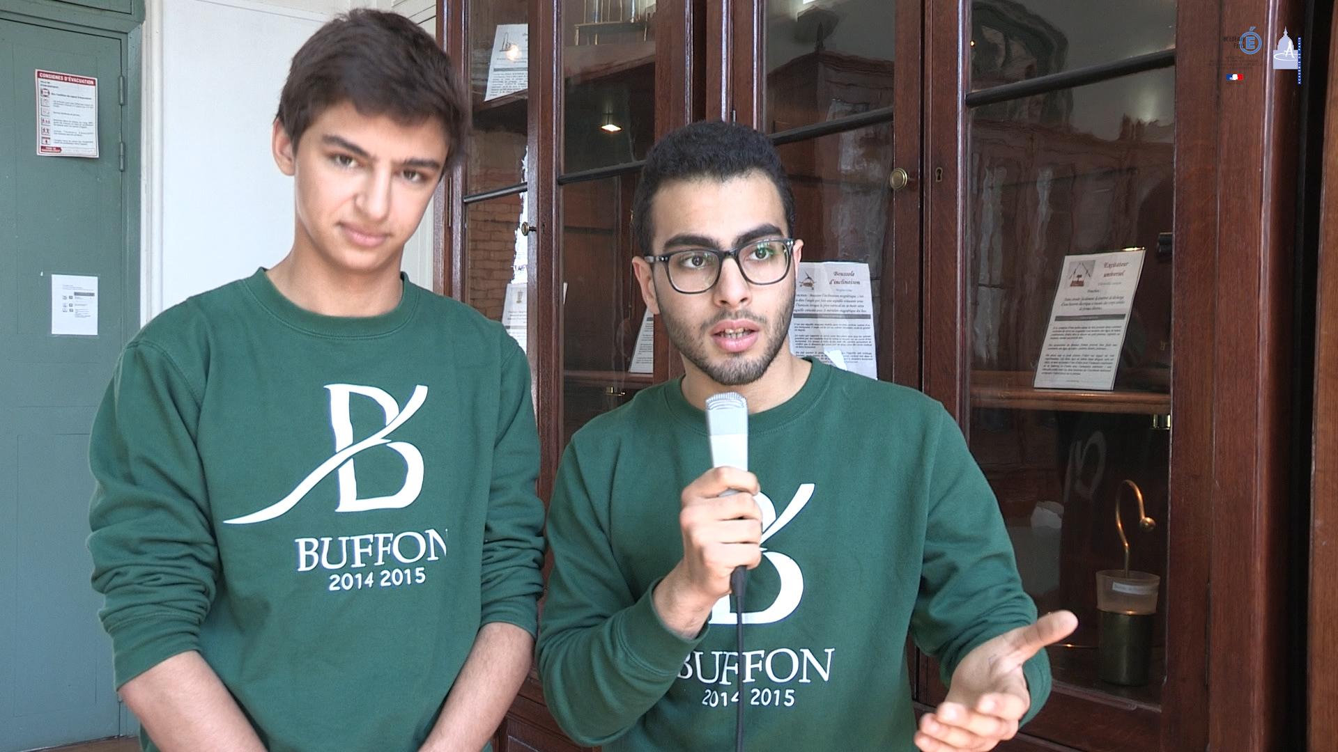 CVL Buffon : le projet d'entraide scolaire Help