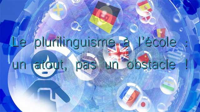 vivre la diversité linguistique et culturelle en classe