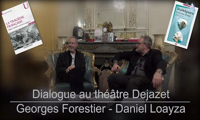 DIALOGUE Georges FORESTIER - Daniel LOAYZA