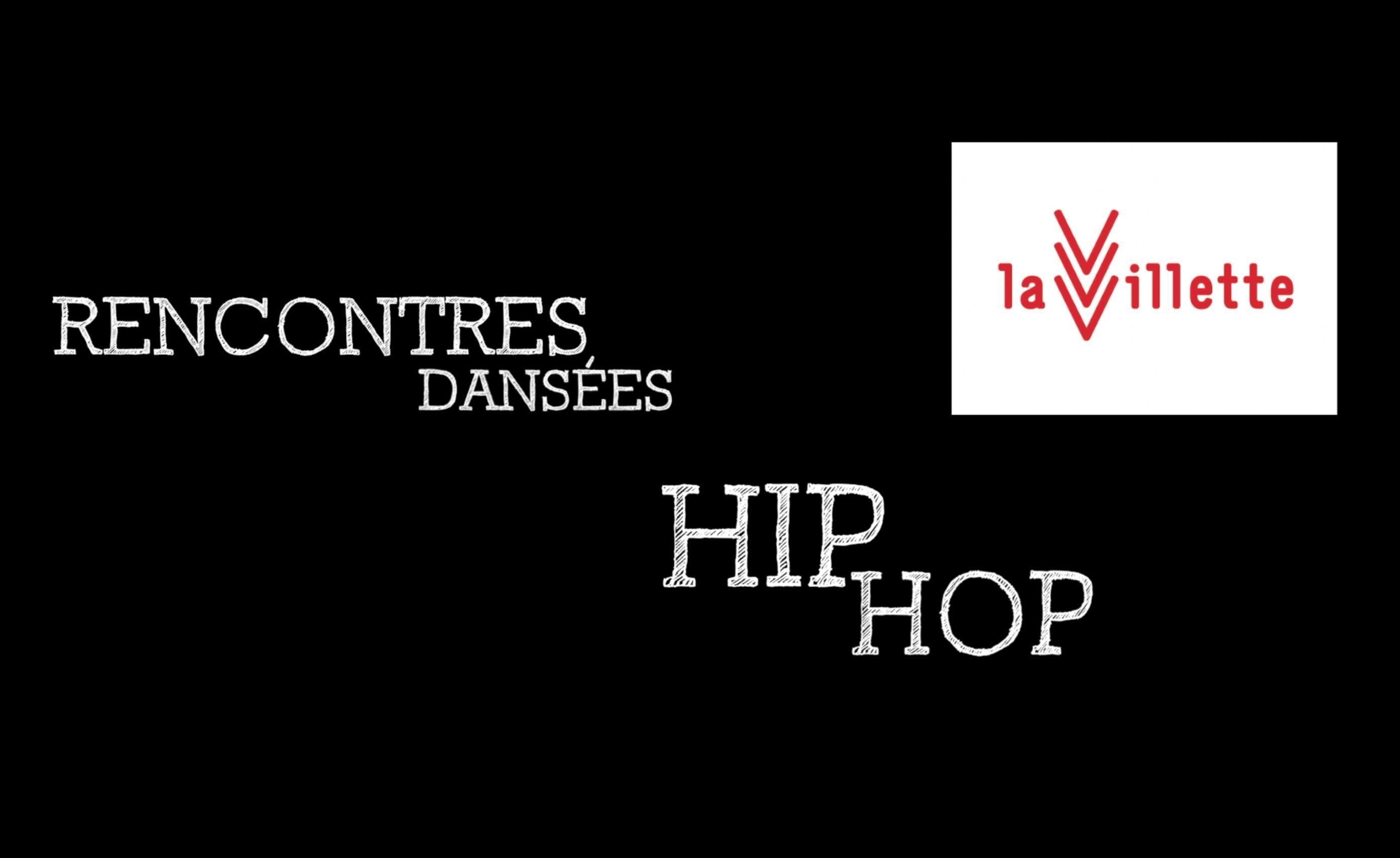Rencontres dansées à la Villette