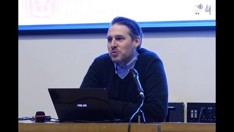 Conférence de Grégoire Borst,