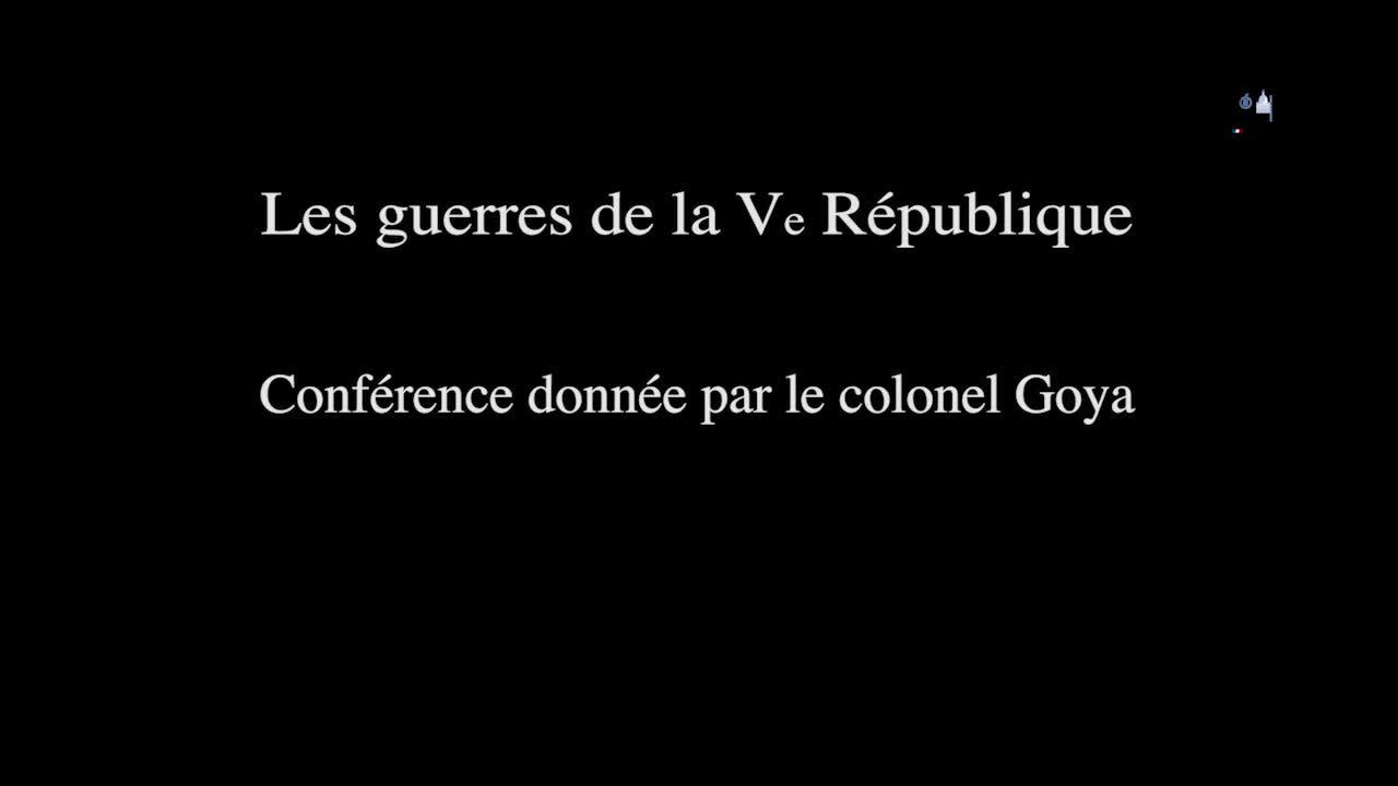 Les guerres de la Vème République